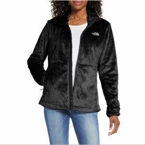 *THE NORTH FACE* Black Osito Fleece Jacket